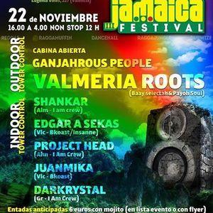 Darkrystal -- Loves Jamaica Fesival -- Ragga Jungle / D&B / Jump Up