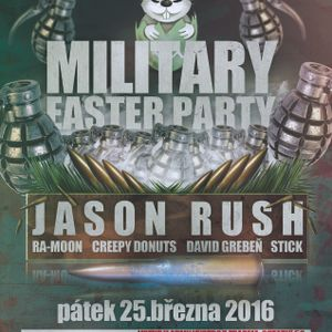 Ra-Moon live set@MILITARY EASTER PARTY 25 03 2016