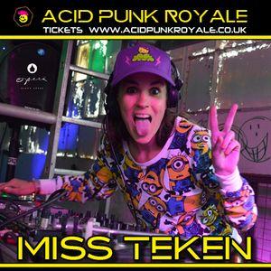 Miss Teken - Acid Punk Royale 2019 Promo Mix