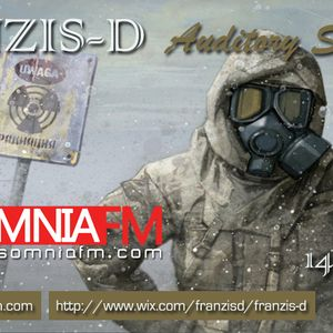 Franzis-D - Auditory Sense 037 @ InsomniaFm (Jun 14, 2012)
