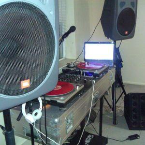 dj face spin session