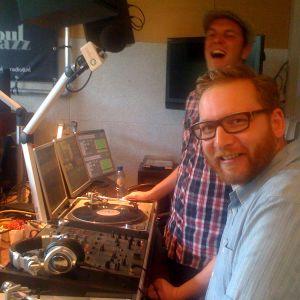 20110918 DJ-Set Jazz Diggers at Wicked Jazz Sounds on Radio 6
