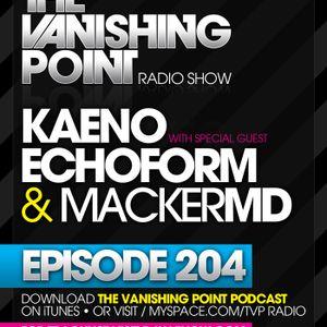 MACKerMD - The Vanishing Point 204 Guestmix