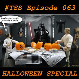 Bavrovskiy pres. - THE STRANGE SENSES Episode 063 [Halloween Special]