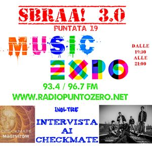 SBRAA! 03X19 - SBRAAEXPO