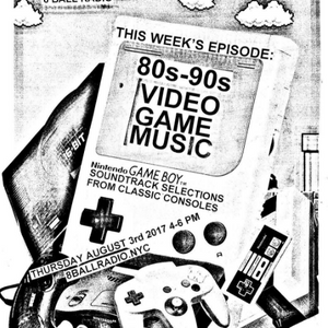 ZIMMER DOWN #30: 80s-90s VIDEO GAME MUSIC by 8 Ball Radio