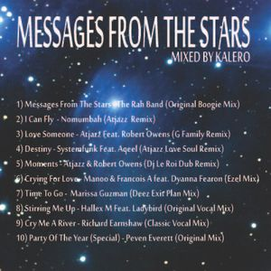 Messages From The Stars (A Soulful Vocal Journey) - Mixed By Kalero
