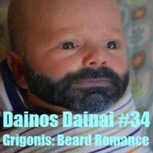 Dainos Dainai #34 Grigonis: Beard Romance