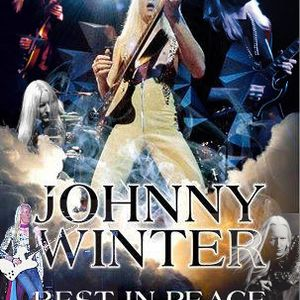 Johnny Winter Tribute show