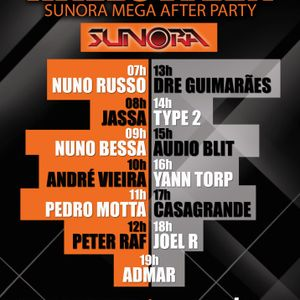 André Vieira LIVE @ Rock's (HALLOWEEN SUNORA MEGA AFTER PARTY) 01.11.2012