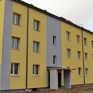 Padomju laikā celto ēku renovācija