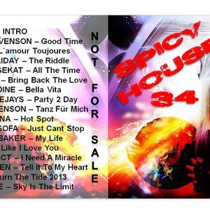 DJ XXL - SPICY HOUSE 34