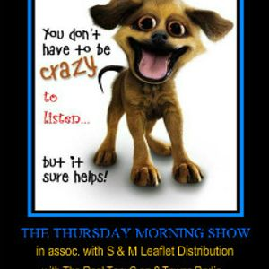 Thursday Morning Show on 6 Towns Radio 19-07-12