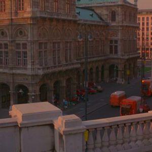 El amanecer de la ciudad