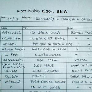 Daddy Nono Show  Sur Radio Ballade    101 . 8 FM  Espéraza   2002  PT  1