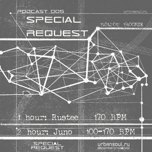 Special Request Podcast 005 (01/2012)