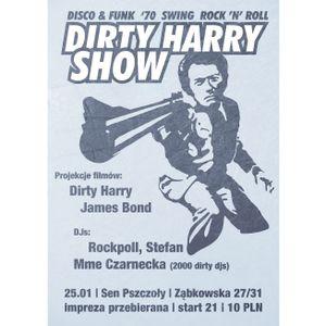 Dirty Harry Show - Promo vol.1 (25.01.2014 - Sen Pszczoły)