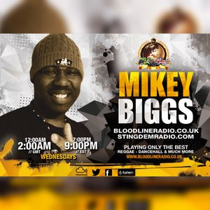 MikeyBiggs_Intl/Reggae Dancehall & Much More (Bloodline Radio) (Full Show) (24/4/2019)