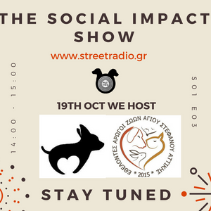 """""""The Social Impact Show"""" S01 E03"""