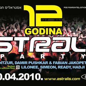 Lilonee - RELDZ Special Mix @ Plavi Radio povodom Astralisa 20-04-2010