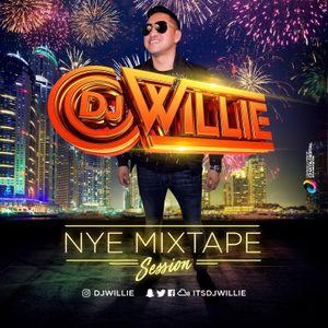 DJ WILLIE NYE 2018 MIXTAPE SESSION