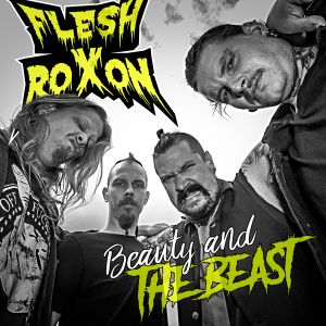 Anarkistinen Teehetki 31.8.2017: Flesh Roxon -yhtye vieraana