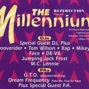 DJ Rap @ Rezerection Millenium 17th Oct 92