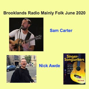 Brooklands Radio Mainly Folk June 2020