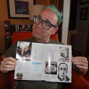 76 - CHRIS SHARY - Artist for Descendents & ALL!