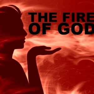 The Fire Of God - Paul McMahon - 22nd May 2016