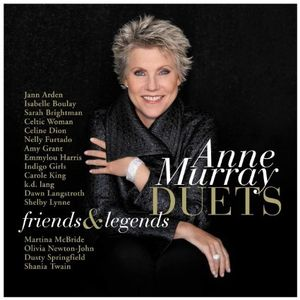 Anne Murray Duets CD (radio special snippet)