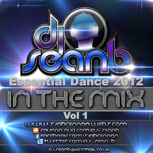 DJ Sean B - In The Mix - Essential Dance 2012 Vol 1