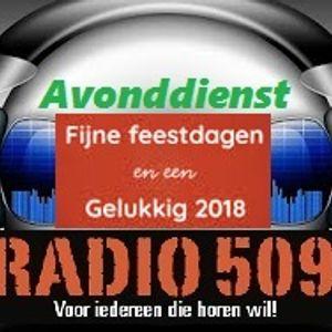Herman Cramer-Radio509-Avonddienst-20-12-2017-1800-2000