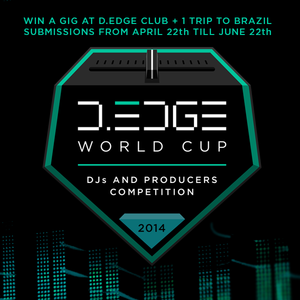 D Edge 2014 World Cup Competition / DJ ahri MEGA-MIX