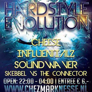Skebbel vs Connector @ Hardstyle Evolution 31-10-2015
