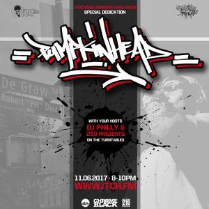 DJ Philly & 210 Presents Trackside Burners Radio Show 187