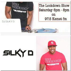 08-08-15 - LOCKDOWN SHOW - DJ SILKY D - #DRE MINI MIX