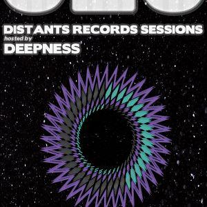Deepness pres. Distants Records Sessions 020 at Insomnia FM.