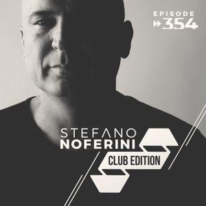 Club Edition 354 with Stefano Noferini