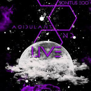 Acidulant - Live set extract @ Liquid Club 18/08/2012