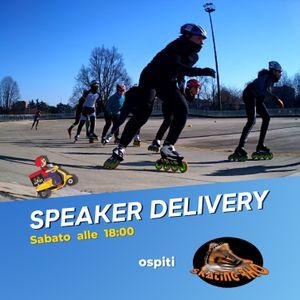Speaker Delivery - intervista all'ASD Skating Rho