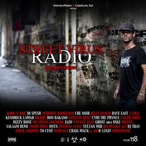 Street Virus Radio 118 (Hip-Hop Edition)
