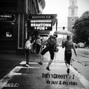 Dirtygroovy#7 du jazz & des chips