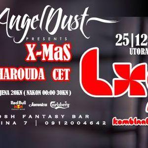 Angel Dust Christmas Special Teo Harouda 25.12.13