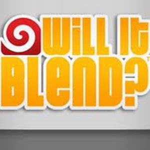 The 'Will It Blend' Mix Tape