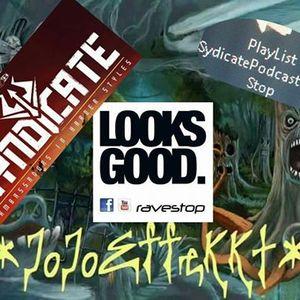 Ravestop - Podcast 40 - JoJoEffeKKt