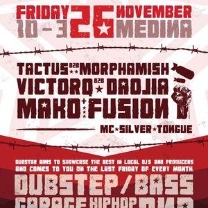 Tactus - Dubst*r Promo Mix November 2010