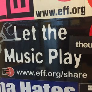 Shahid Buttar live @ EFF's 2015 holiday party in SF (12.18.2015)