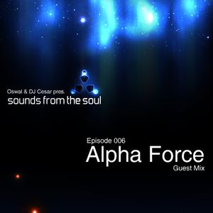 Sounds From The Soul - Episode 027 (DJ Cesar)