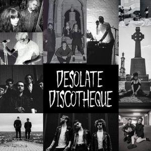 Desolate Discotheque #20 (Post Punk, Coldwave set mix)